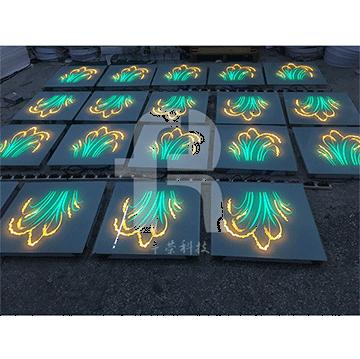 感應地磚燈制造商的感應線圈落地式小臺燈